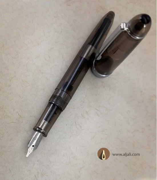 قلم خط عريض ملون